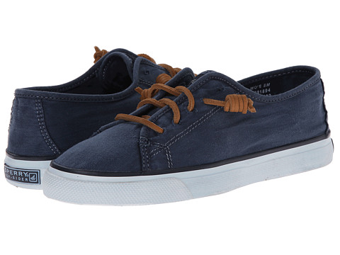 Sperry Top-Sider - Seacoast Washed (Navy) Women