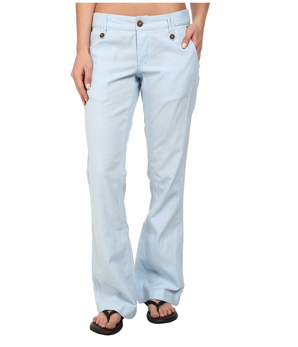 Mountain Khakis - Island Pant (Blue Note) Women's Casual Pants