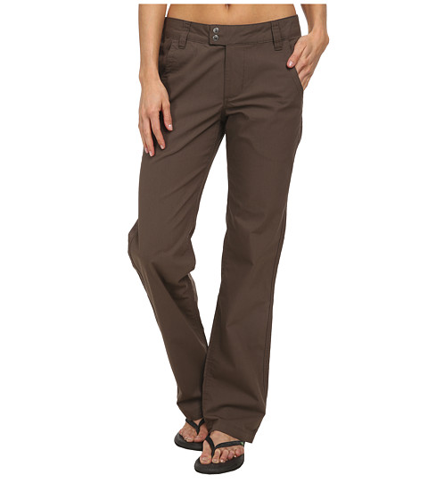 Mountain Khakis - Stretch Poplin Pant (Terra) Women