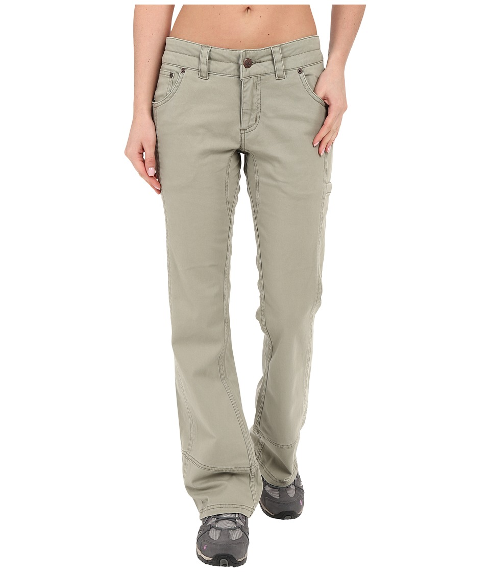 Mountain Khakis - Ambit Pant (Truffle) Women's Casual Pants