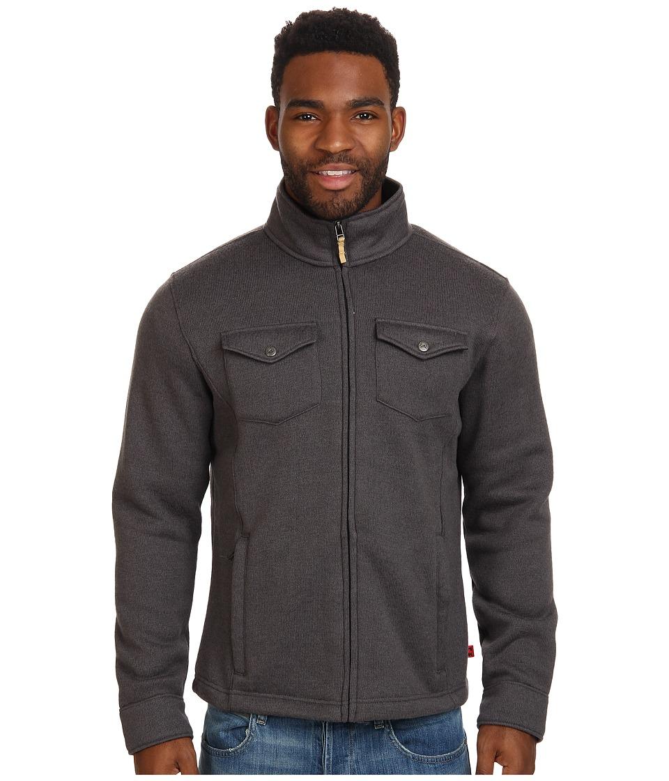 Mountain Khakis - Old Faithful Sweater (Charcoal) Men's Sweatshirt