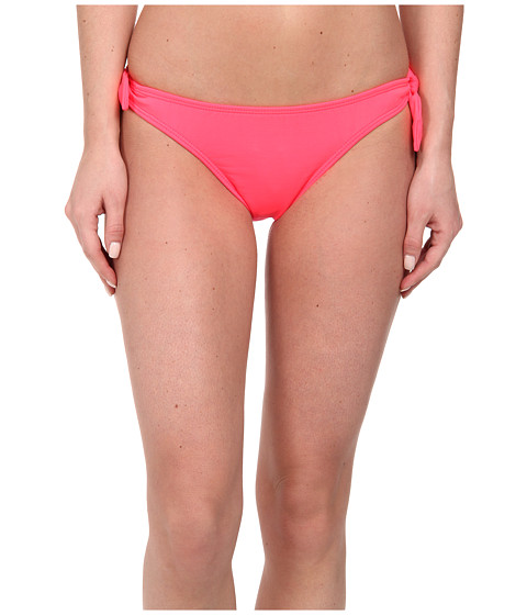 Shoshanna - Bow Bottom (Neon Ruby) Women