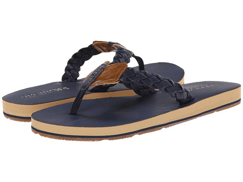 Sperry Top-Sider - Topsail Leather (Navy) Women