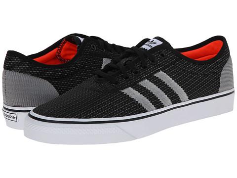 adidas Skateboarding - Adi-Ease Woven (Core Black/White/Solar Red) Men