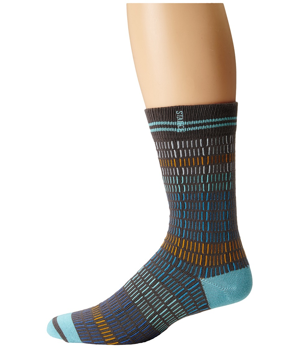 TravisMathew - Peralta Sock (Dark Shadow) Men