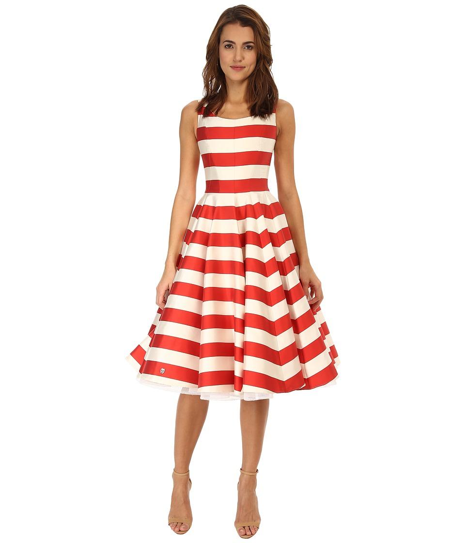 Philipp Plein - Marine Lover Dress (Red) Women's Dress