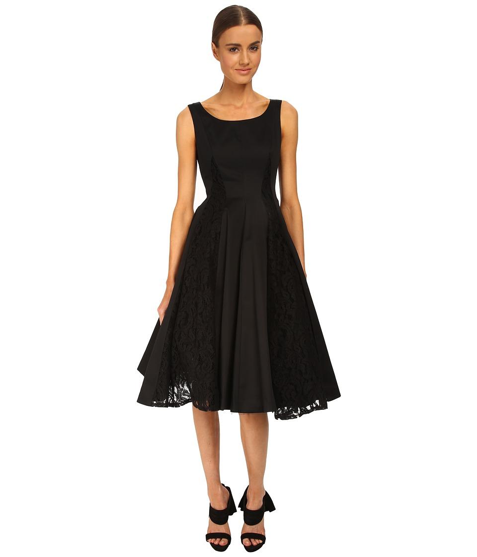 Philipp Plein - Embraced Dress (Black) Women's Dress