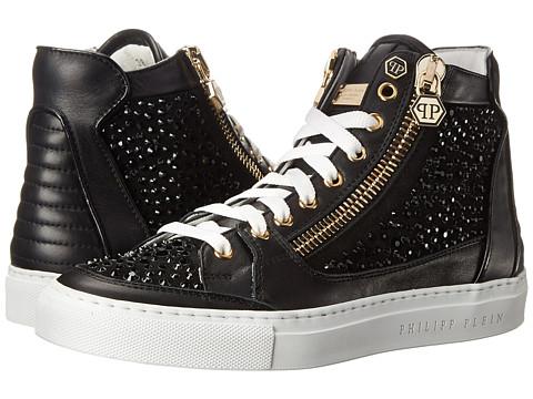 Philipp Plein - Gardenia Sneakers (Black) Women
