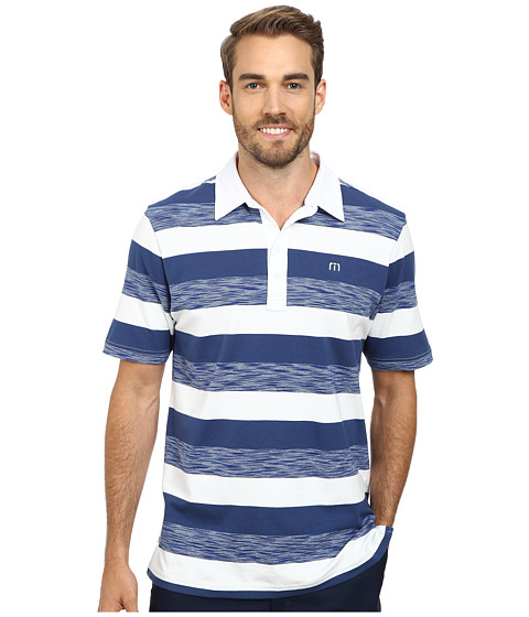 TravisMathew - McCormick Polo (Celestial) Men