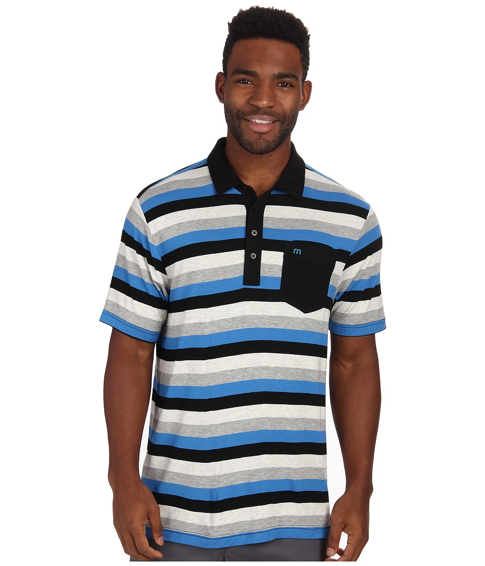 TravisMathew - The Judge Polo (Ethereal) Men's T Shirt