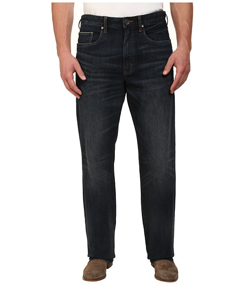 Tommy Bahama Big & Tall - Big Tall Straight Weston (Dark Coastal) Men's Jeans