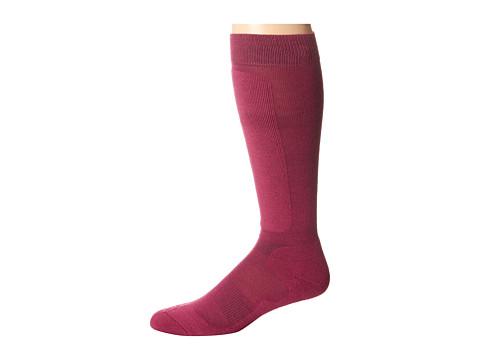 BULA - Basic Socks (Claret) Crew Cut Socks Shoes