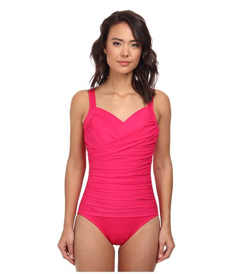 Miraclesuit - Novel Ideas Bella (Watermelon) Women's Swimsuits One Piece