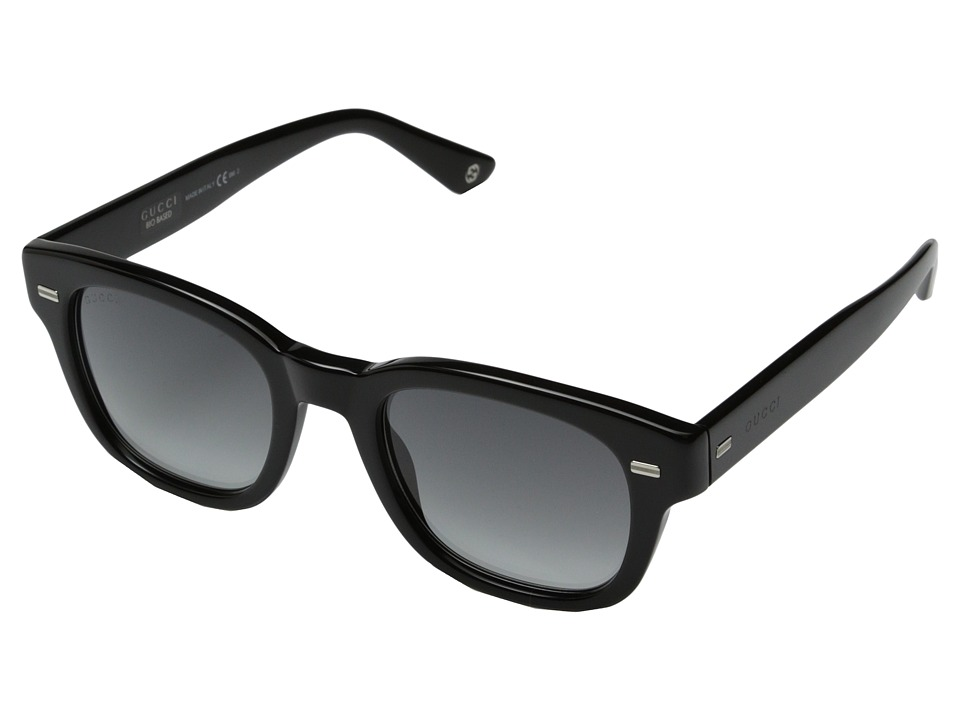 Gucci - GG 1079/S (Black/ Gray Gradient) Fashion Sunglasses