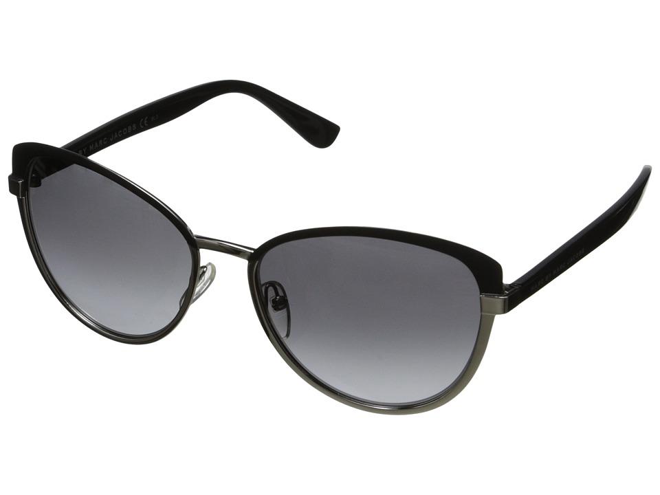 Marc by Marc Jacobs - MMJ 438/S (Palladium/Gray Gradient) Fashion Sunglasses