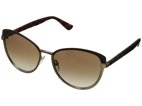 Marc by Marc Jacobs - MMJ 438/S (Gold/Brown Gradient) Fashion Sunglasses