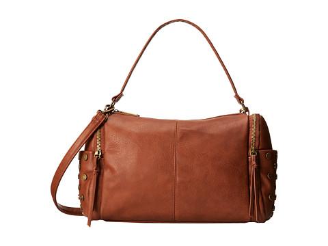 Steve Madden - Limone Satchel (Cognac) Satchel Handbags