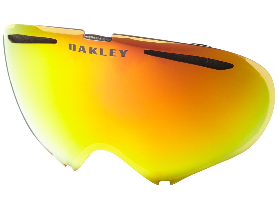 Oakley - A-Frame 2.0 Replacement Lens (Fire Iridium) Snow Goggles