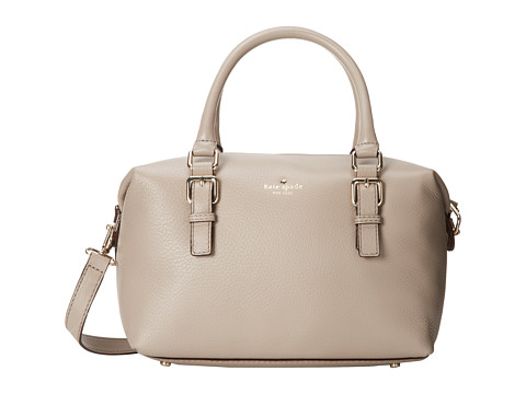 Kate Spade New York - Cobble Hill Sami (Warm Putty) Handbags