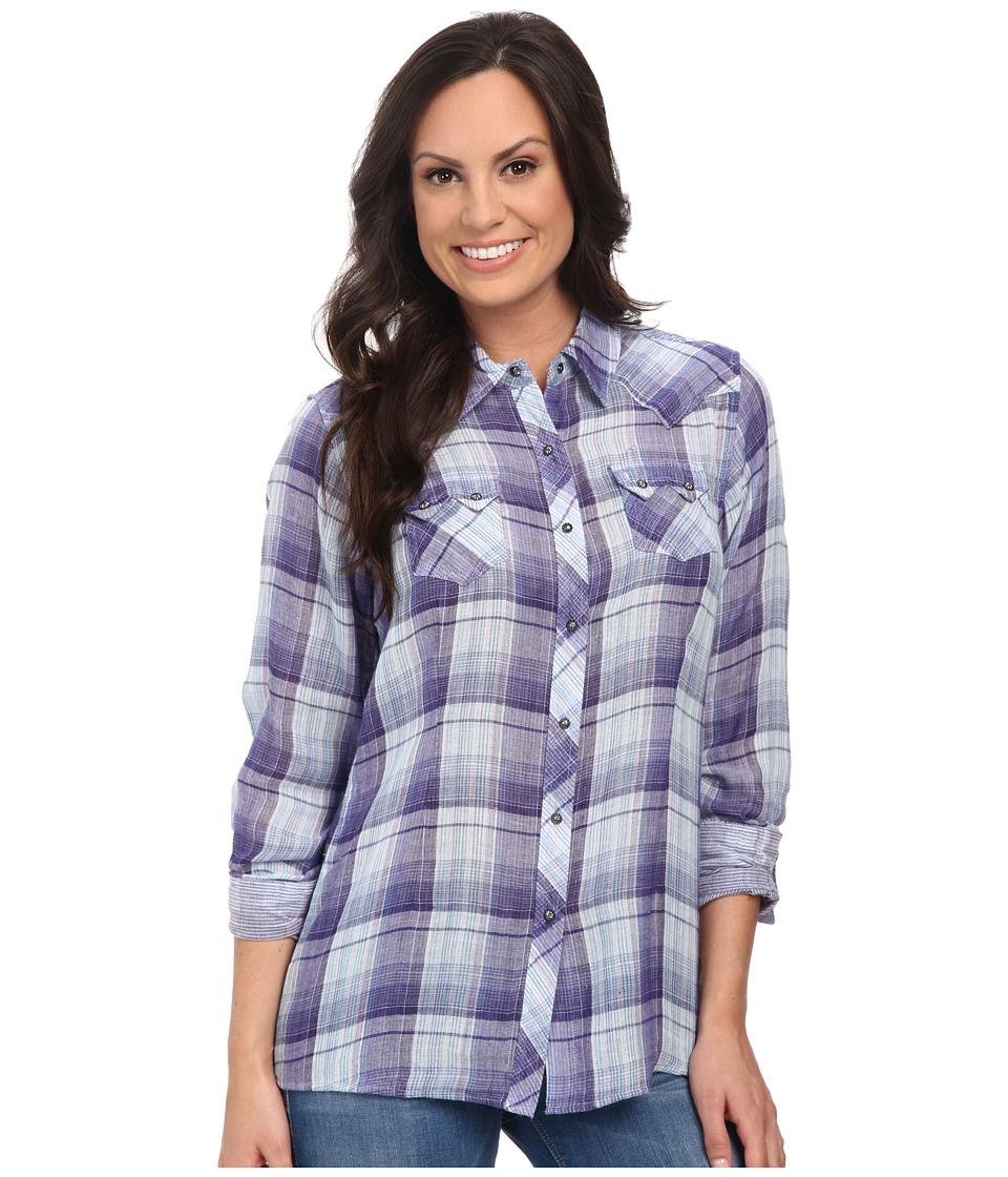 Ariat - Viola Snap Shirt (Multi) Women's Long Sleeve Button Up