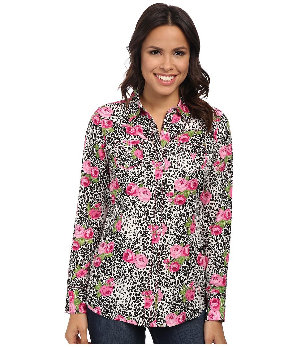 Ariat - Wild Thing Snap Shirt (Multi) Women's Blouse