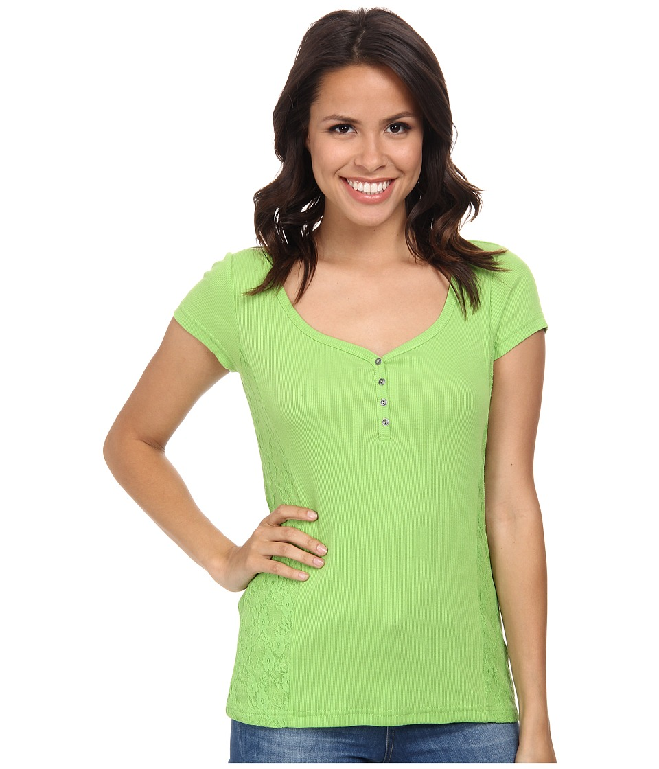 Ariat - Myra Henley (Palm Tree) Women's Clothing