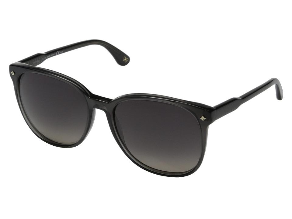 Bottega Veneta - BV 278/S (Dark Gray/Gray Green Gradient) Fashion Sunglasses