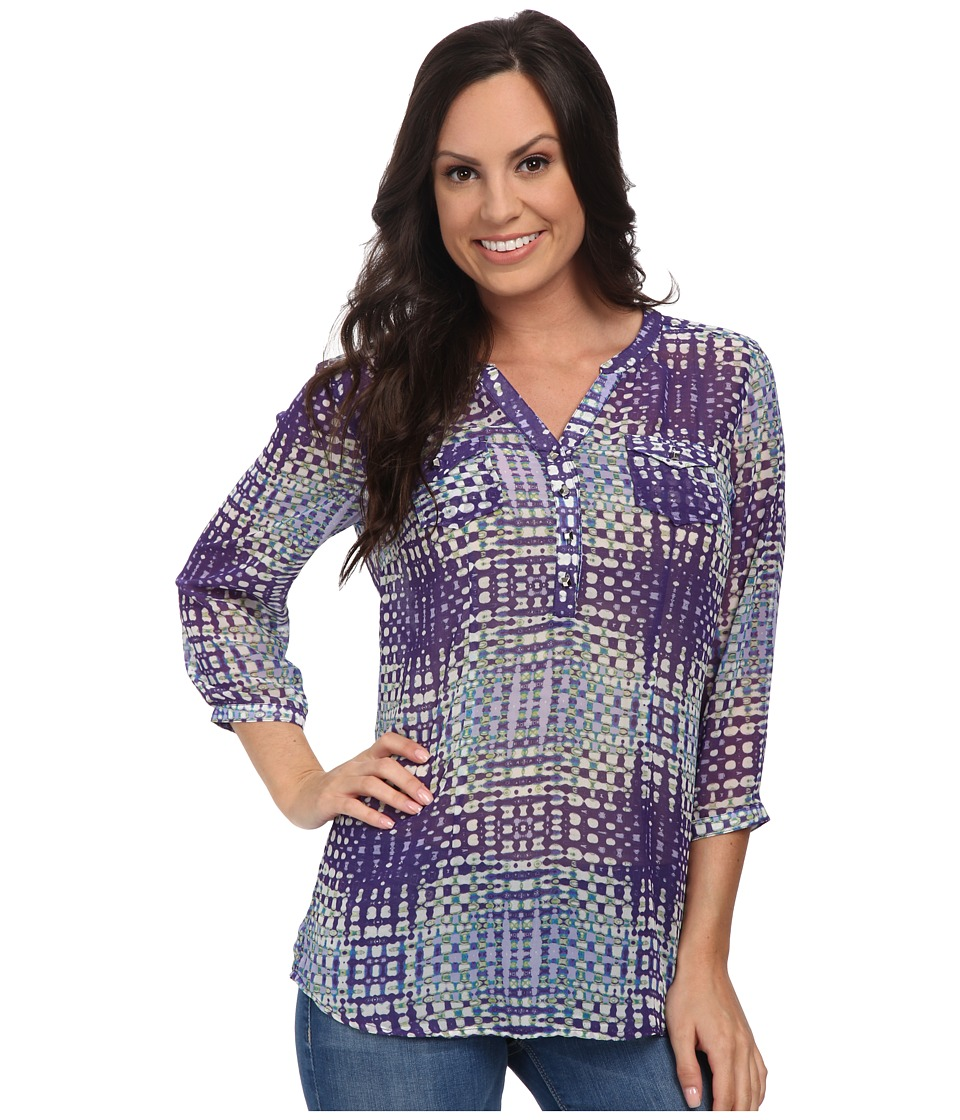 Ariat - Dyna Tunic (Multi) Women's Blouse