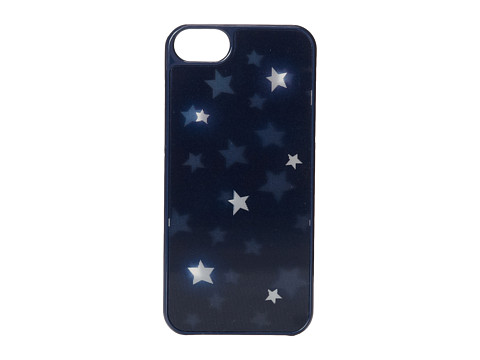 Kate Spade New York - Lenticular Night Sky Resin Phone Case for iPhone 5 and 5s (Black Multi) Cell Phone Case