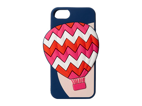 Kate Spade New York - Hot Air Balloon Silicone Phone Case for iPhone 5 and 5s (Multi) Cell Phone Case