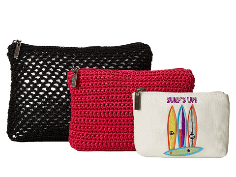 The Sak - Casual Classic Three-Piece Cosmetic Set (Surf) Cosmetic Case