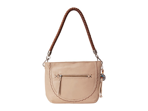 The Sak - Indio Leather Demi (Shitake) Shoulder Handbags