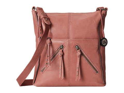 The Sak - Iris Crossbody (Blush Zipper) Cross Body Handbags