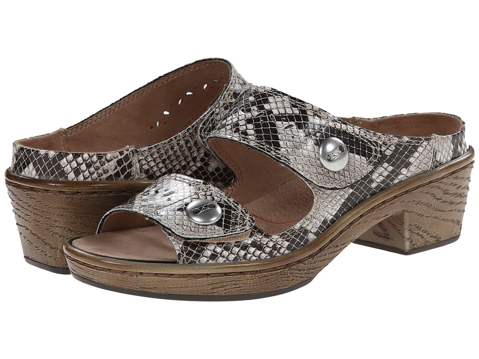 Klogs Footwear - Journey (Natural Snake) Women's Sandals