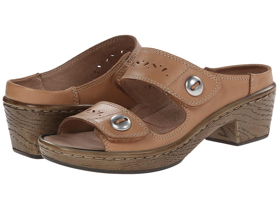 Klogs Footwear - Journey (Camel) Women's Sandals