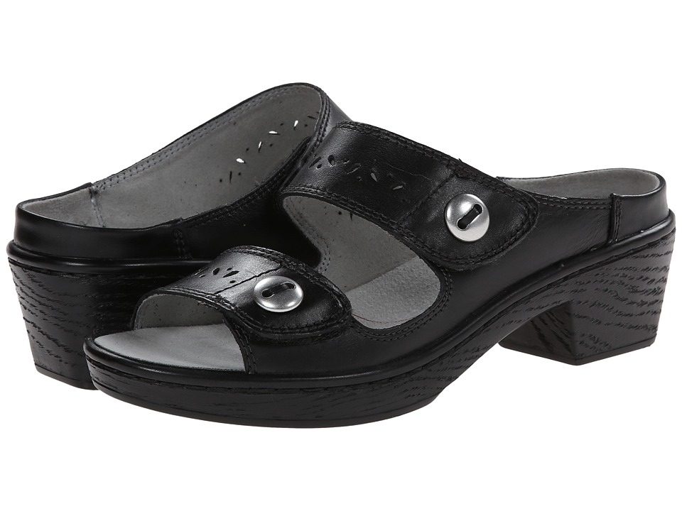 Klogs Footwear - Journey (Black) Women's Sandals