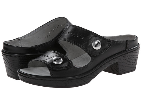 Klogs - Journey (Black) Women's Sandals