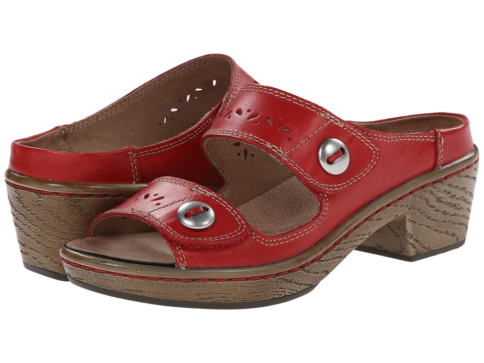 Klogs Footwear - Journey (Hunter Red) Women's Sandals