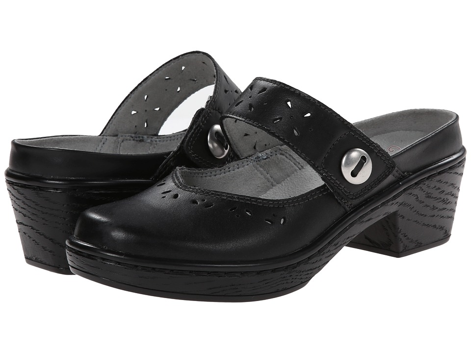 Klogs Footwear - Voyage (Black) Women's Maryjane Shoes