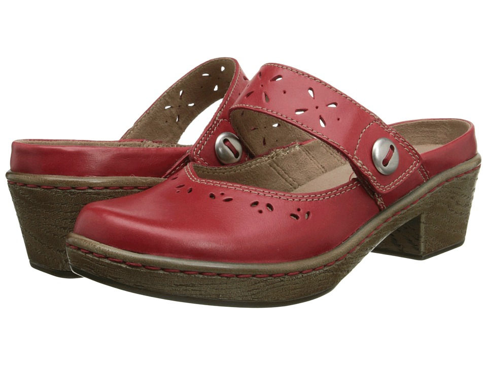 Klogs Footwear - Voyage (Hunter Red) Women's Maryjane Shoes