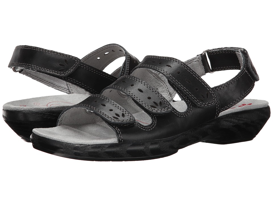 Klogs Footwear - Lacie (Black) Women's Sandals