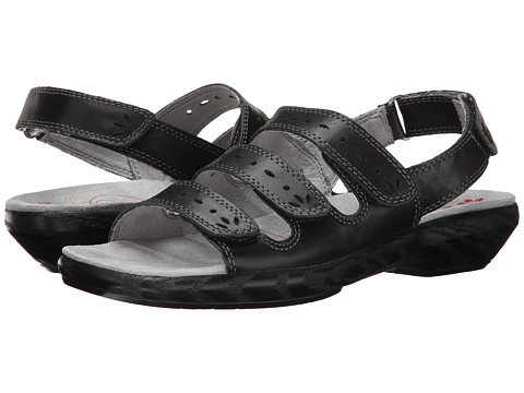 Klogs - Lacie (Black) Women's Sandals