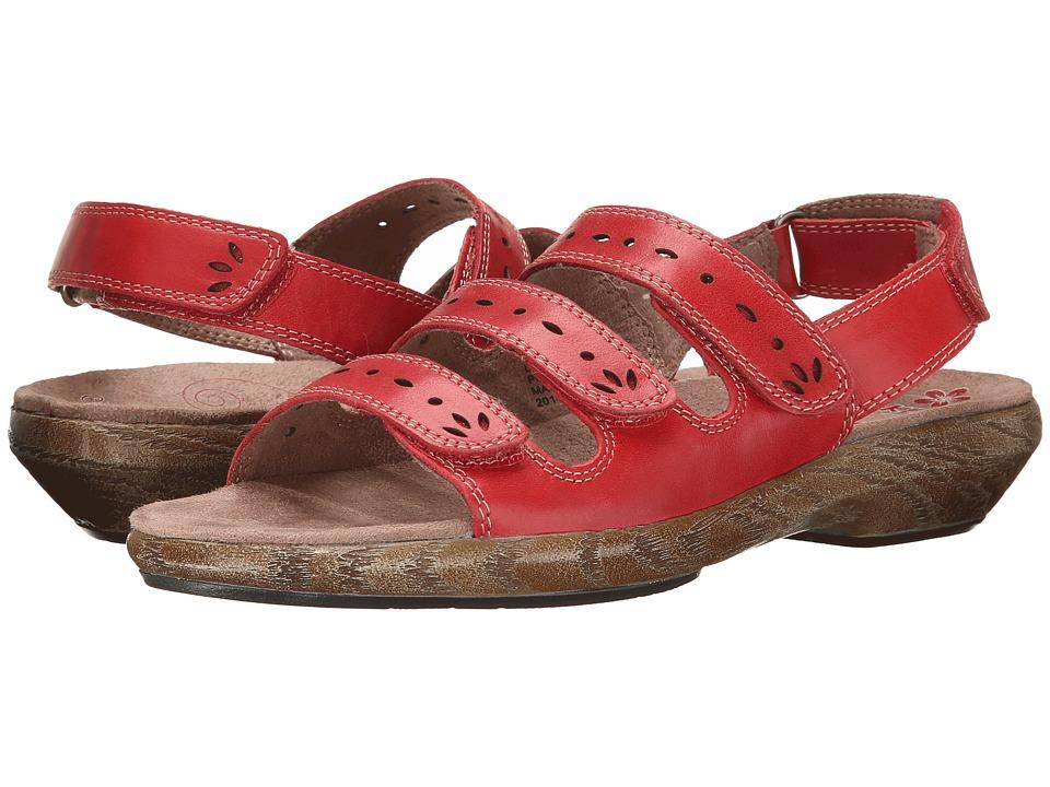 Klogs Footwear Lacie (Hunter Red) Women
