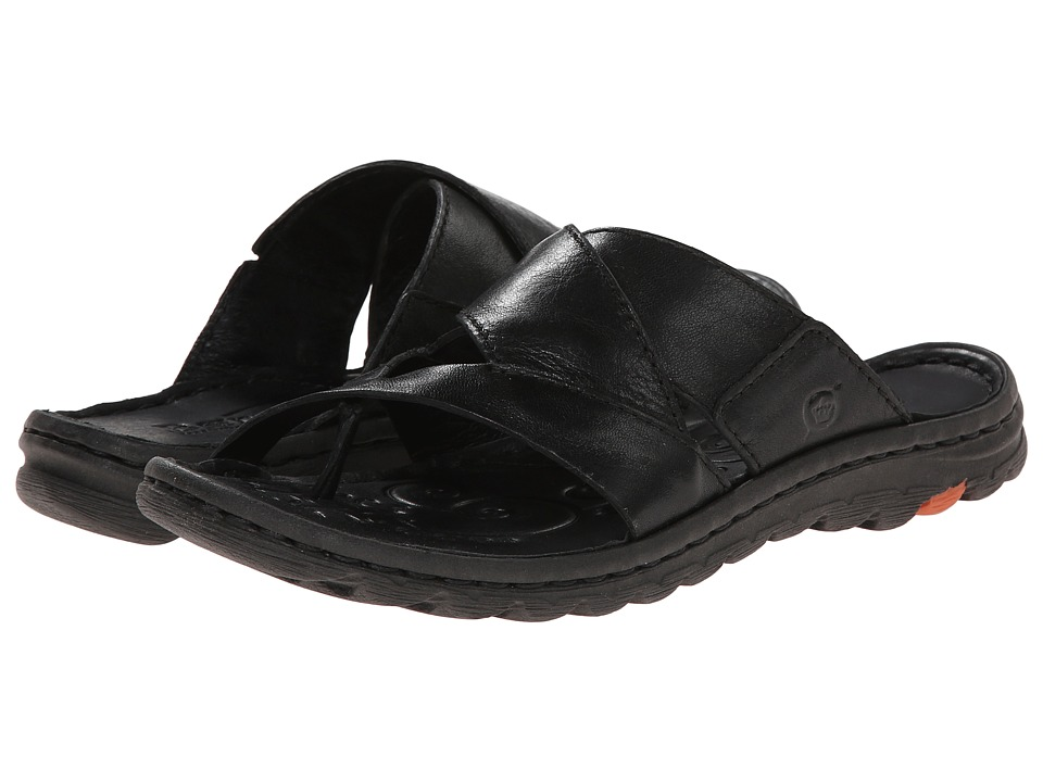 Born - Sorja (Black) Women's Sandals