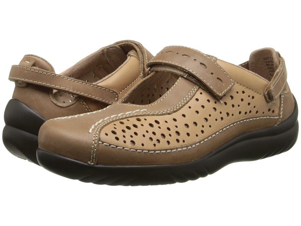 Klogs Footwear Via (Driftwood/Camel) Women