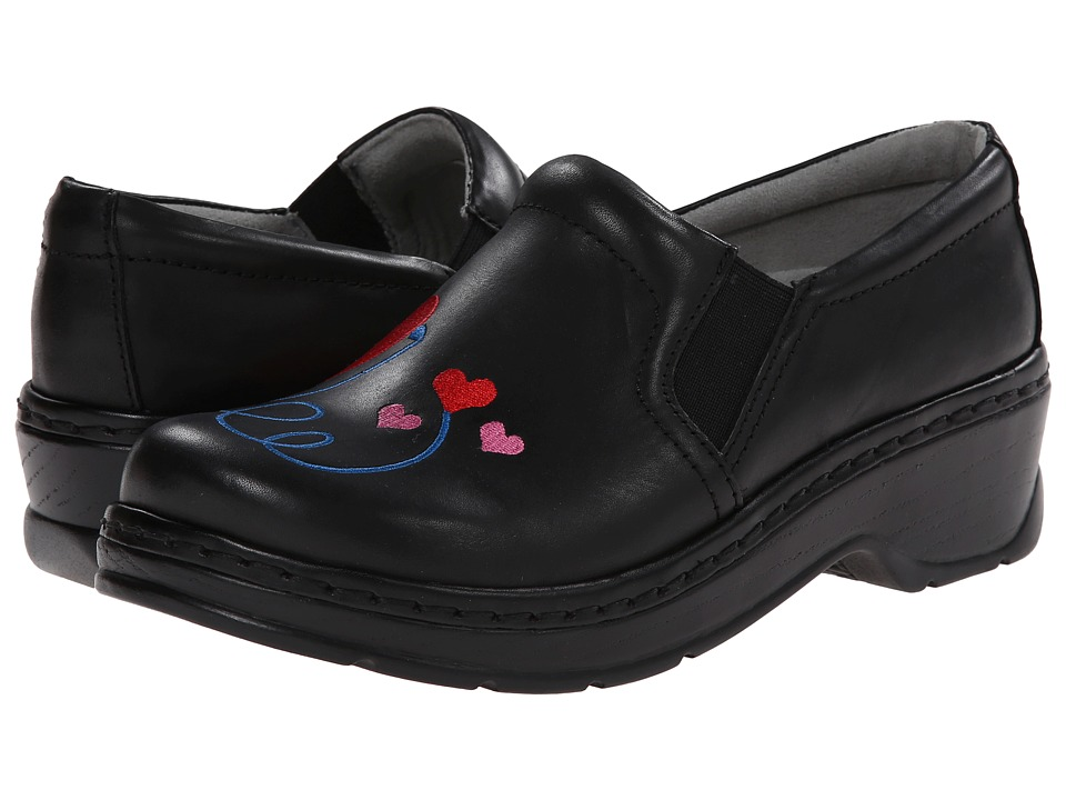 Klogs Footwear - Naples (Nurse Embroidery) Women's Clog Shoes