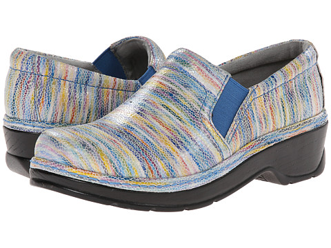 Klogs - Naples (Rainbow) Women's Clog Shoes