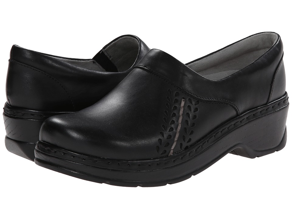 Klogs Footwear - Sydney (Black) Women's Clog Shoes