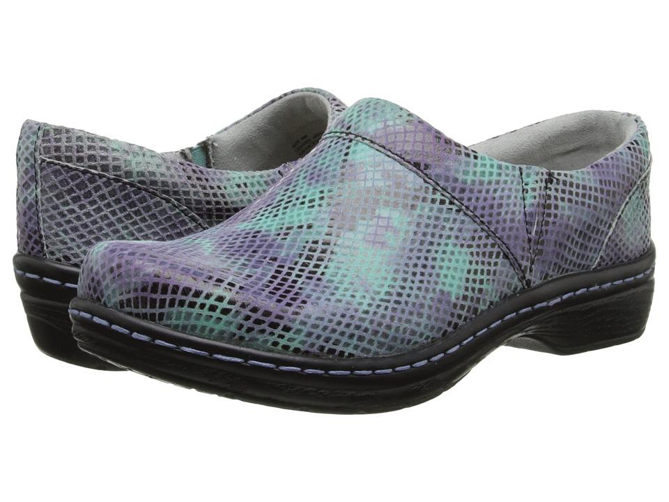 Klogs Footwear - Mission (Teal/Purple) Women's Clog Shoes