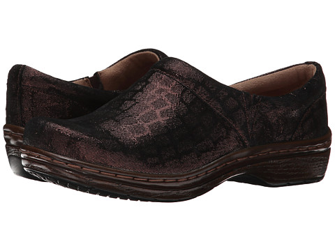 Klogs - Mission (Brown Croc) Women's Clog Shoes
